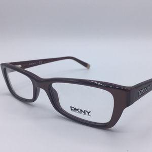 Dkny DY 4606 3477 Brown Eyeglasses ODU